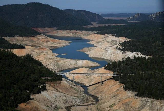 Water Rationing Hits California: Limit of 50 Gallons Per Person Per Day or Face Fines of $500