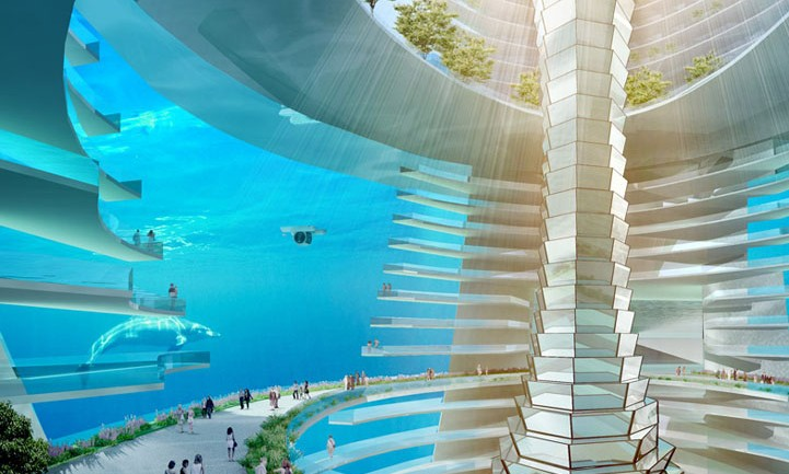 Futuristic Floating City Could Soon Become a Reality‏