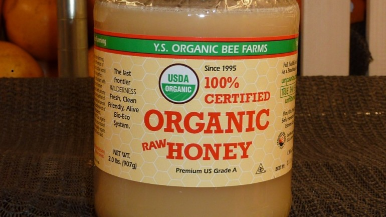 The Mystery Behind Organic Honey‏