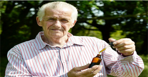 Grandfather Cured His Cancer With Homemade Cannabis Oil