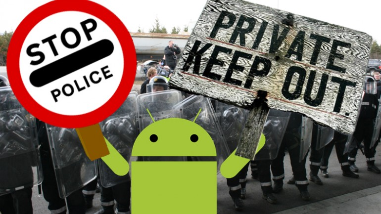 No Peeking! New Android Device Encryption Tells Police to Keep Out