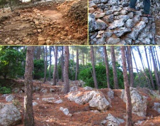Older than Stonehenge, Mystifying Moon God Stones Uncovered in Israel