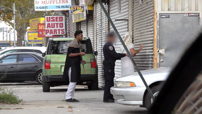 YouTube Pranksters Expose Police Racial Profiling in New York
