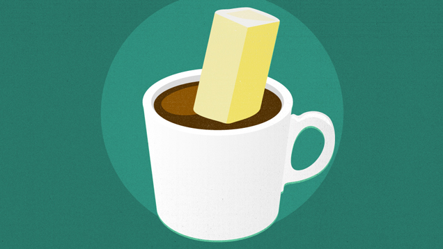 5 Reasons Why Everyone is Suddenly Putting Butter In Their Coffee