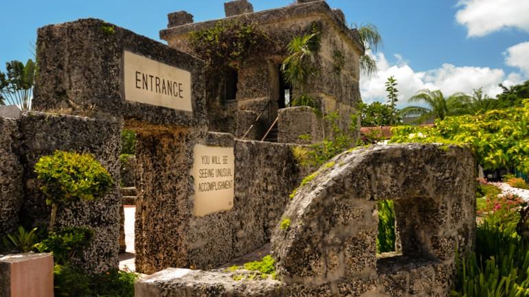 The Secrets of Coral Castle