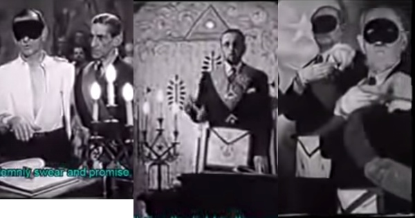 1943 Movie Exposes Illuminati Secrets.. Director and Producer Killed Over it!