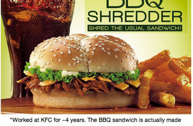 Fast Food Employees Confess What Menu Items You Should Never Order