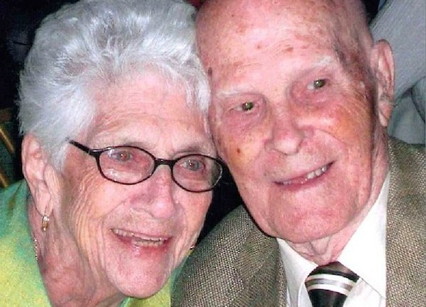 Man Dies Hours After Wife Of 73 Years, Last Words To Her Were 'Call Me Home'