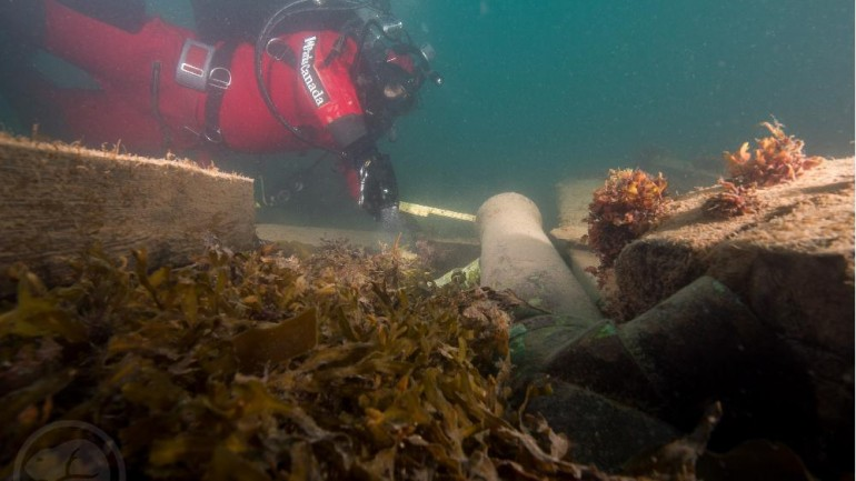 Discovery Made Deep Beneath the Arctic's Icy Waters: HMS Erebus lost 170 years ago found at bottom of Arctic