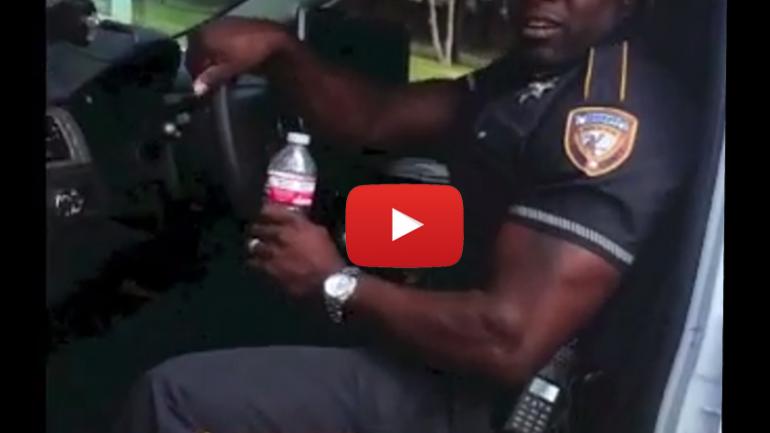 This Cop Got Caught Speeding Through a Neighborhood, Then He Flexes His Massive… 'Authority'