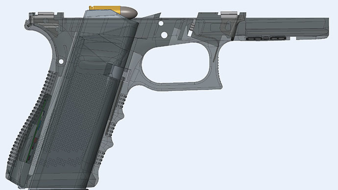 New Device Tracks When Cop Pulls Trigger