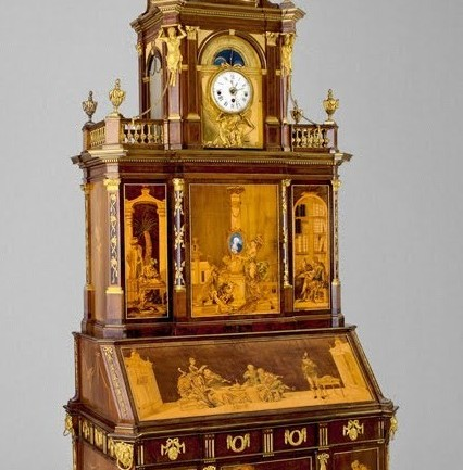 This Is Over 200 Years Old. Watch What It Can Do When They Start Opening Its Drawers