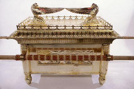 Ark Of The Covenant Found Beneath Crucifixion Site