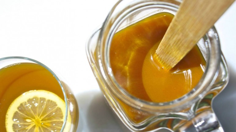 Turmeric Honey Remedy for Keeping You Healthy Naturally