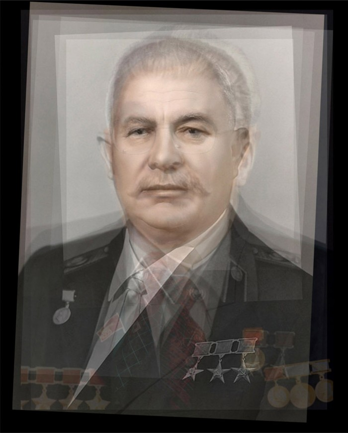 All the leaders of the Soviet Union (1917-1991)