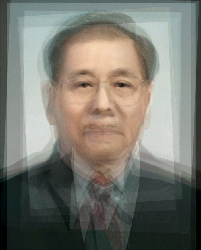 All the Presidents of the People's Republic of China from 1949 to 2008.