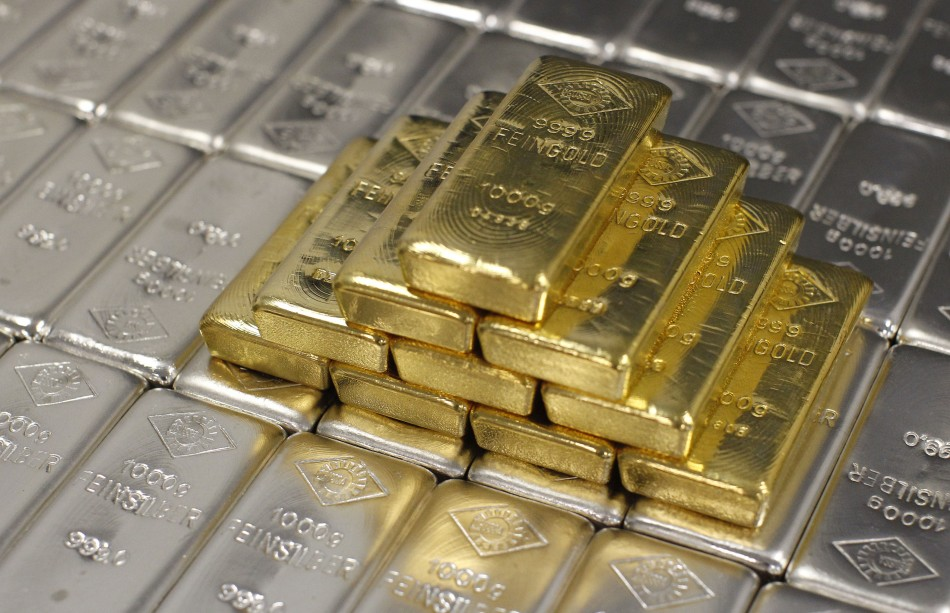 gold-silver-bars