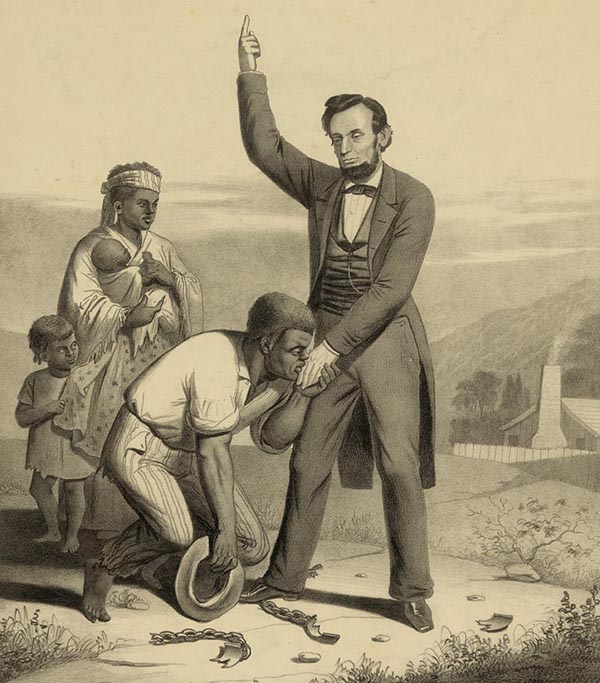 Abraham-Lincoln-Was-Strongly-Opposed-to-Slavery