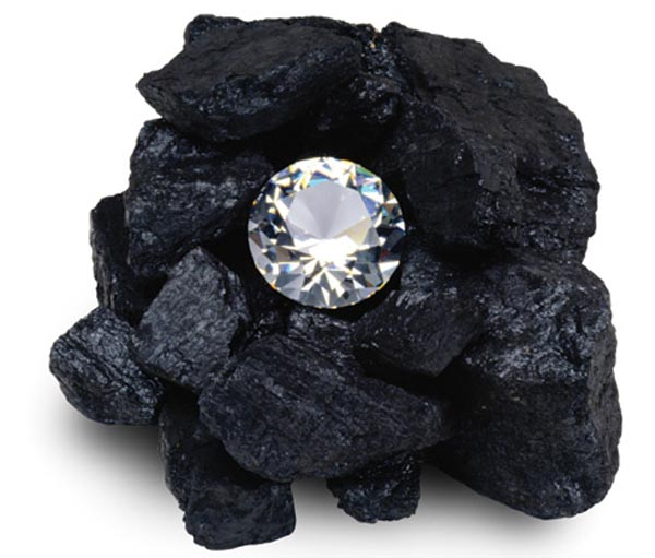 Diamonds-Are-Made-from-Coal