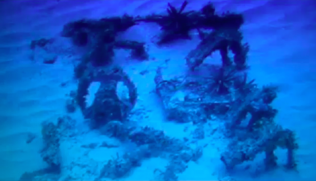 Remarkable Underwater Discovery Called a 'Very Important Part of What Happened in World War II' Hawaii21-620x355