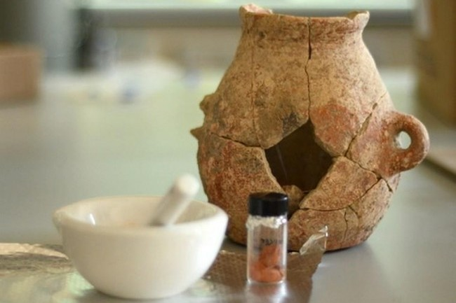 8,000-Year-Old Olive Oil Found in Israel