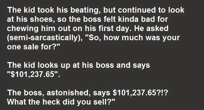 This Guy's Boss Yells At Him On His First Day. His Response Leaves His Boss Shocked (3)