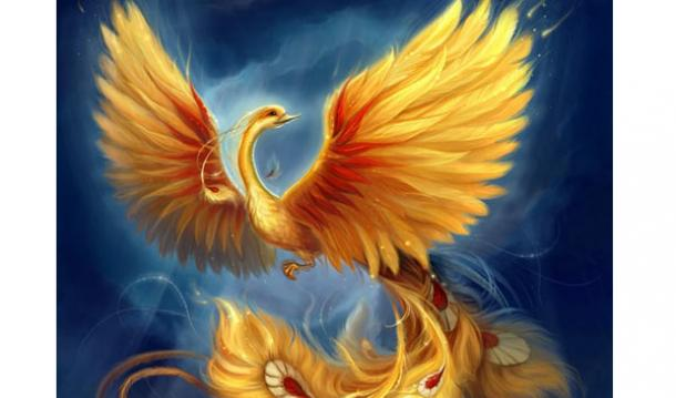 Ancient Symbolism of the Magical Phoenix