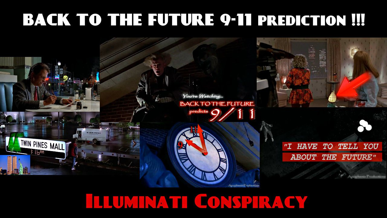 Back to the future predicted 9 11 world truth tv