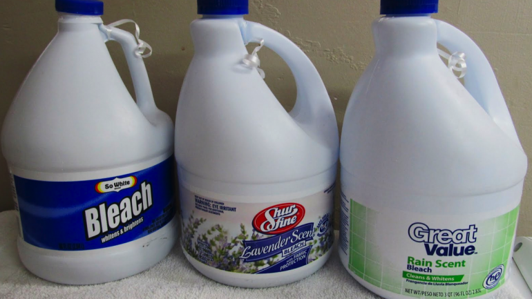Why We All Need To Stop Cleaning With Bleach