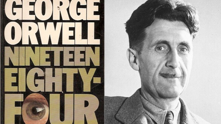 10 George Orwell Quotes That Predicted Life In America