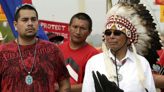 Congress Gives Native American Lands To Foreign Mining Company With New NDAA