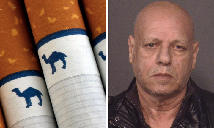 This NYC Man Was Busted With Millions In Untaxed Cigarettes But Didn't Get Put In Chokehold
