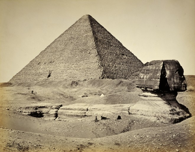 3 Unexplainable Facts About The Great Pyramids Old-great-pyr-660x514