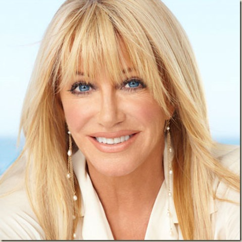 Suzanne Somers and cancer