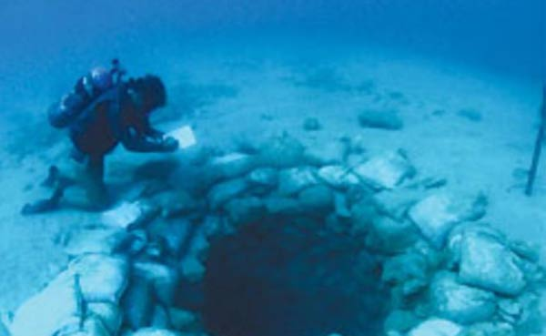 7,500 Year-Old Underwater Village May Have Been Oldest Olive Oil Production Center In The World