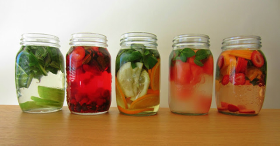 7 Things You Can Add to Your Water That Aid in Digestion and Eliminate Toxins From Your Body