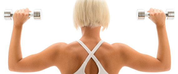 womans-muscular-back