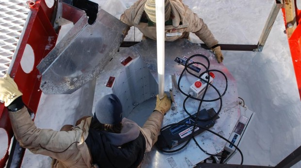Team of Scientists Drill Through Antarctic Ice to Discover 'Lost World' Hidden Beneath the Surface