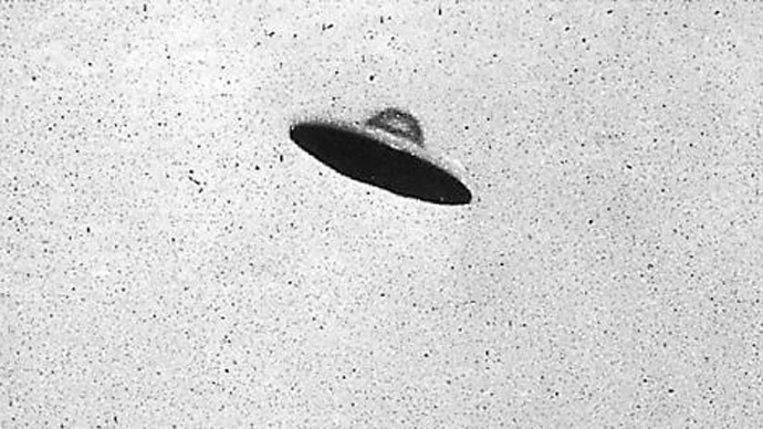 'It Was us': CIA 'Fesses up on UFO Sightings in 1950's and 1960's
