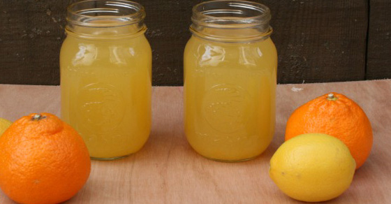 Homemade Citrus Electrolyte Drink – Great For Colds, Flu, Stomach Flu & Rehydration After Sports