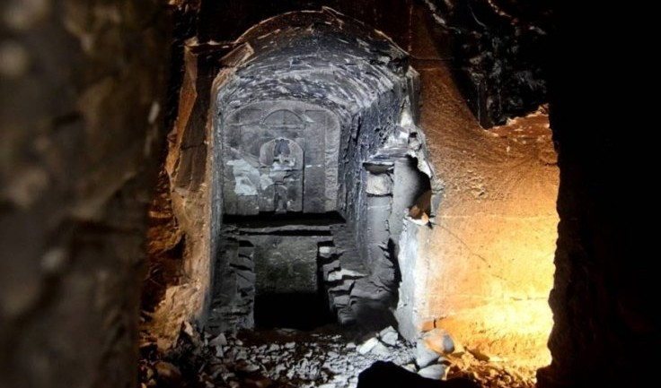 Mythical Tomb of Osiris Discovered in Egypt