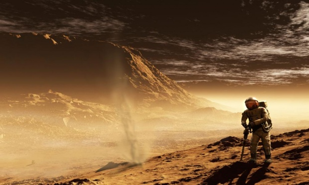 100 Finalists Have Been Chosen For A ONE-WAY Trip To MARS