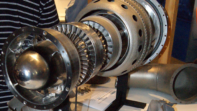 Australia Makes World's First 3D Printed Jet Engines
