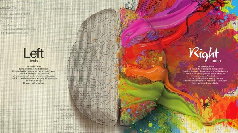Left Brain Vs. Right Brain: The Eye Opening Insights