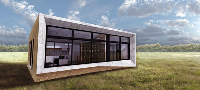 WOULD YOU LIVE IN THIS CARBON POSITIVE HOUSE?