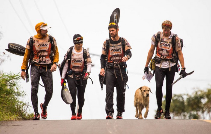dog-follows-and-joins-swedish-adventure-race-team-6