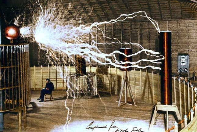 Is the Age of Free Energy Already Upon Us?