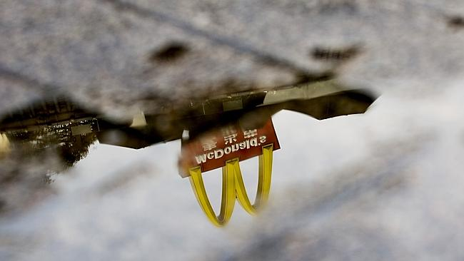 As Americans Reject Fake Food, McDonald's Sales Rapidly Decline