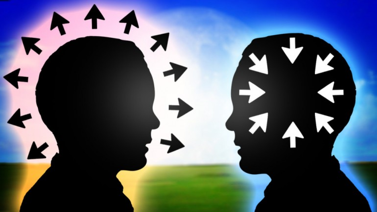How Introverts Interact With The World Differently Than Extroverts