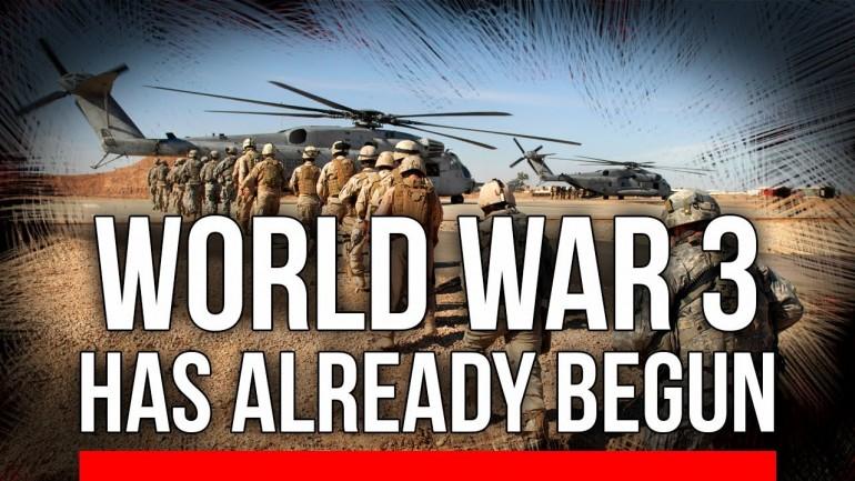 World War III Has Already Begun